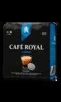 Café dosettes Lungo compatibles Senseo Café Royal