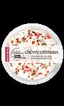 Tartinable chèvre crémeux graines de courge & poivrons rouges L'Atelier Blini