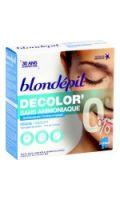 Gel décolorant tous types de peaux visage Blondépil