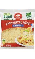 Emmental râpé fondant Carrefour Classic'