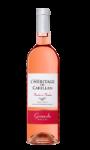 Vin rosé I.G.P. Pays d'Oc Heritage De Carillan Grenache