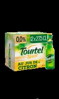 Bière sans alcool aromatisée citron Tourtel Twist