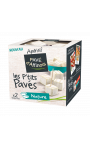 Mini fromage nature Pave D'affinois