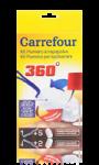 Kit Plumeau dépoussiérant 360° Carrefour
