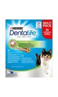 Batônnets pour chien moyen hygiène bucco-dentaire multi-pack 35 Dentalife Purina