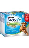 Batônnets pour chien large hygiène bucco-dentaire multi-pack 28 Dentalife Purina