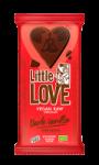 Chocolat bio noir vanille Little Love