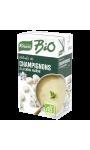 Velouté de champignons à la crème fraîche bio Knorr