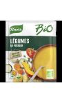 Soupe déshydratée Légumes du potager bio Knorr