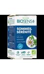 Complément alimentaire sommeil sérénité BioSens