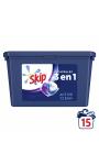 Lessive capsule ultimate active clean 3en1 Skip