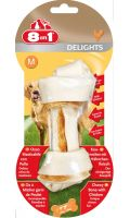 Poulet aux os Treat Delight 8in1