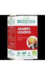 Complément alimentaire jambes légères Biosens