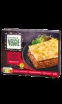 Lasagnes façon bolognaise Légumes & blé Carrefour Veggie