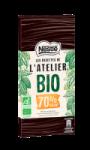 Chocolat noir 70% Bio Nestle Les Recettes de L'Atelier