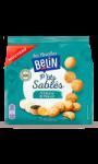 Biscuits apéritifs Ptit's sablés chèvre & pavot Les Recettes Belin