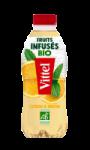 Fruits infusés bio citron & menthe Vittel