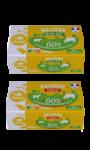 Beurre doux 60% mg ou Beurre demi-sel 60% mg Carrefour Classic'