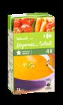 Velouté aux légumes du soleil Carrefour