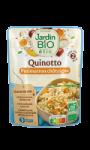 Quinotto potimarron châtaigne parmesan Jardin Bio