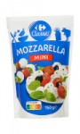 Mozzarella mini Carrefour