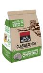 Dosettes de café Bio Classico n°8 San Marco