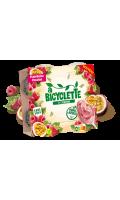 Yaourt vegan framboise passion l'avoine à Bicyclette