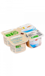Fromage frais Carrefour Bio