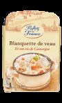 Blanquette de veau et son riz de Camargue...