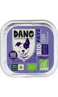 Pâté pour chiens bio poulet & dinde Dano