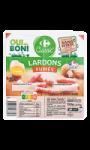 Lardons fumés  Carrefour Classic'