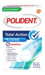 Total Action Nettoyant appareils dentaires Polident
