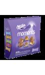 Assortiment de chocolats moments mix Milka