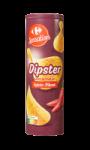 Tuiles saveur épicée Dipster Carrefour Sensation