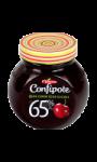 Confiture allégée à la cerise 65% de fruits Confipote