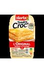 Tendre Croc' L'Original jambon et fromage...