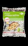 Pistaches grillées salées Carrefour