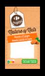 Amandes naturelles d'Espagne Carrefour...