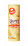 Tuiles emmental Dipster Carrefour Sensation