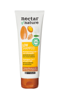 Shampooing Low Shampoo 2 en 1 non moussant Nectar of Nature