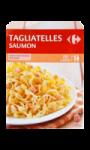 Tagliatelles Saumon Carrefour