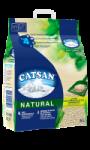 Litière pour chat végétale agglomérant Catsan