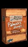 Palmiers allongés au sucre caramélisé Michel et Augustin