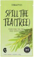 Spill the Tea Tree Sheet Mask The Beauty Dept.