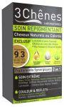 Soin repigmentant pour cheveux naturels ou teints 9.3 Blond doré très clair Les 3 Chênes
