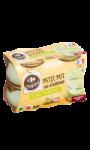 Petit pot de crème saveur pistache Carrefour Original