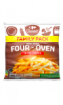 Frites au four Family Pack Carrefour Classic'