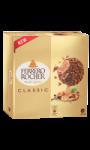 Glace bâtonnet noisette chocolat au lait Ferrero Rocher