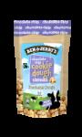Dessert glacé chocolate chip cookies dough commerce équitable Ben & Jerry's