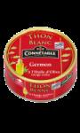 Thon blanc à l'huile d'olive vierge extra Connétable